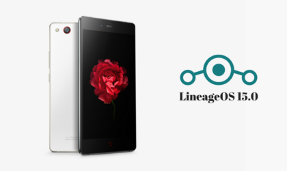 ZTE Z9 Max LineageOS 15.0 ROM based on Android 8.0 Oreo available for download