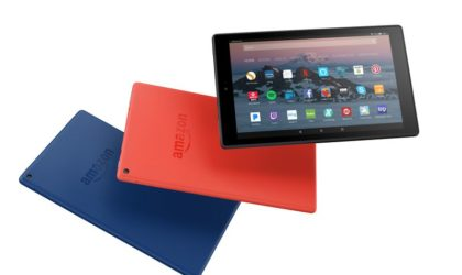 New Amazon Fire HD 10 tablet launched in USA for $150 with better display