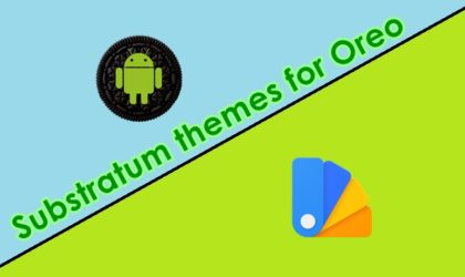 Best Substratum themes for Oreo