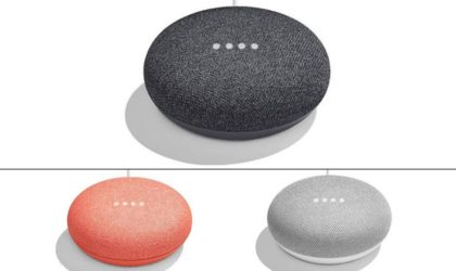 Google Home Mini and new Daydream View VR set price and colors revealed