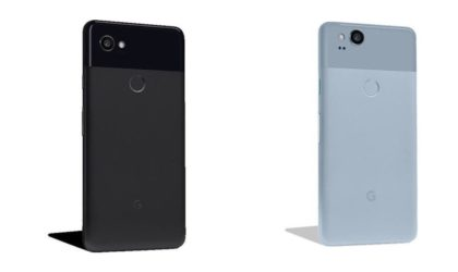 Google Pixel 2 and Pixel 2 XL pics, colors and price leak out