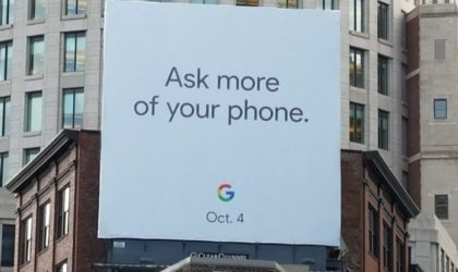 Google Pixel 2 to be announced on 4 October
