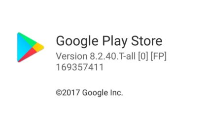 Latest Play Store update version 8.2.40 available for download