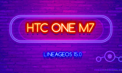 HTC One M7 LineageOS 15.0 ROM based on Android 8.0 Oreo available for download