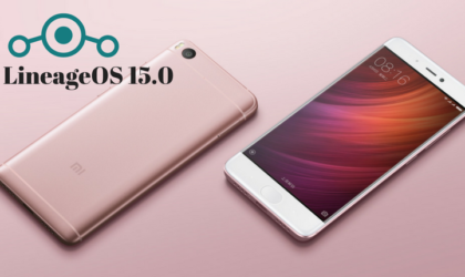 Xiaomi Mi 5s LineageOS 15.0 ROM based on Android 8.0 Oreo available for download