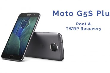moto g5s plus root and twrp recovery