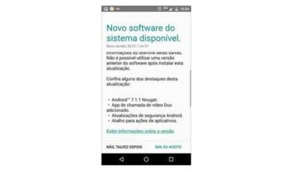 Moto X Play Android 7.1.1 update reportedly released in Brazil