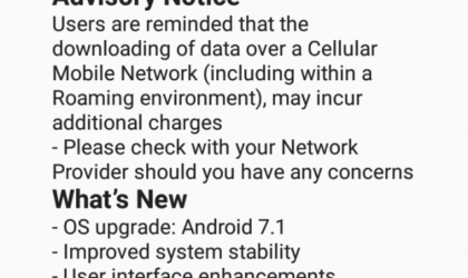 Download Nokia 3 Android 7.1.1 OTA update zip right here