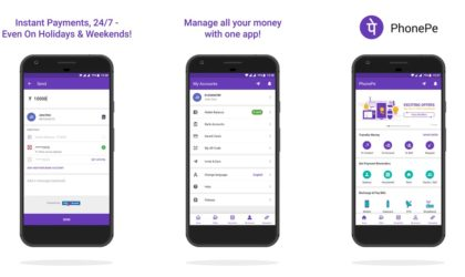 Pay BSNL Broadband Bills and Insurance premium online using PhonePe Android app