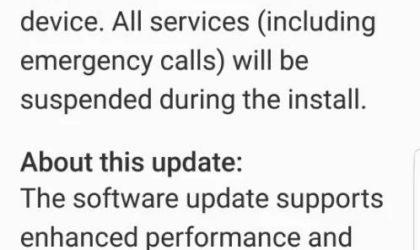 New AT&T Galaxy Note 8 update rolling out as software version N950USQU1AQIA