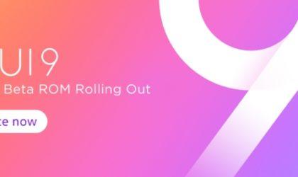 Xiaomi MIUI 9 beta ROM 7.9.21 released, download now