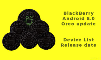 BlackBerry Oreo update: Android 8.0 stable version coming soon as beta testing ends