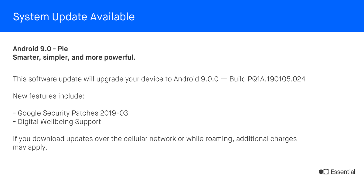 Essential-Phone-March-2019-security-update