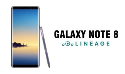 Galaxy Note 8 Lineage OS 14.1 ROM now available for download [N950F/FD]