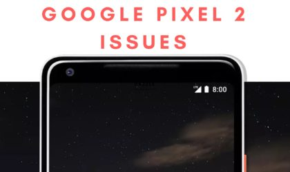 How to fix Pixel 2 high pitched noise and clicking sound problem
