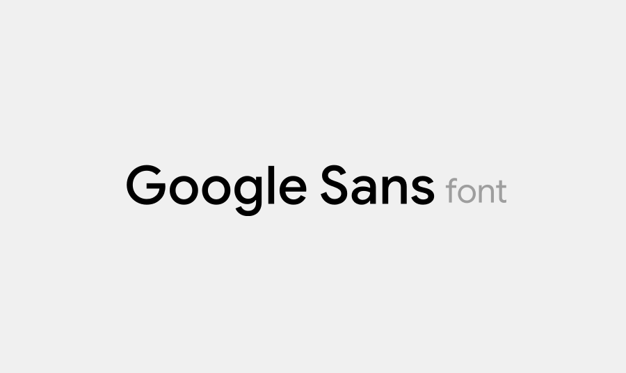 Download google product sans font from android 81 for Fonts for google docs android