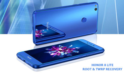 [Download] Huawei Honor 8 Lite Root and TWRP recovery