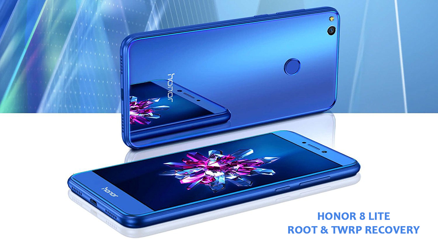 Download] Huawei Honor 8 Lite Root and TWRP recovery