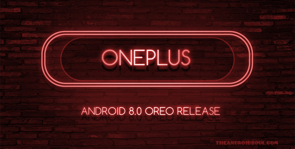 OnePlus Oreo rollout
