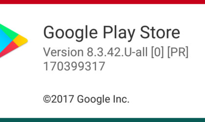 Download Play Store APK version 8.3.42