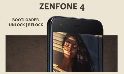 How to unlock bootloader on ZenFone 4 (works on Max, Selfie and Pro edition too)