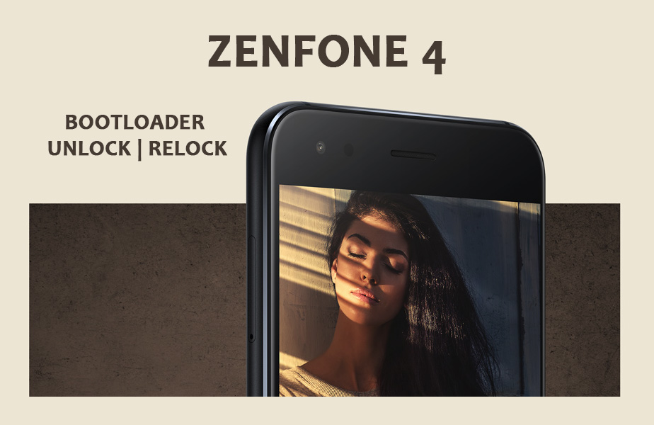How to unlock bootloader on ZenFone 4 (works on Max, Selfie and Pro
