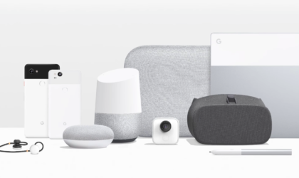 Google launches Home Mini, Home Max, Pixel Buds, Google Clips and new Daydream View VR headset