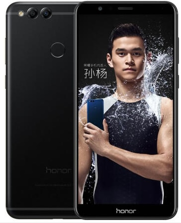 Honor 7X launched with full-screen display and dual camera