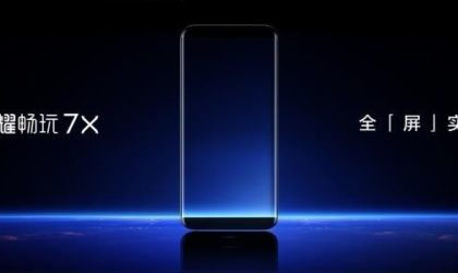 Honor 7X confirmed to sport full-screen bezel-less display