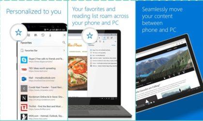 Download Microsoft Edge APK [Preview, Unreleased]