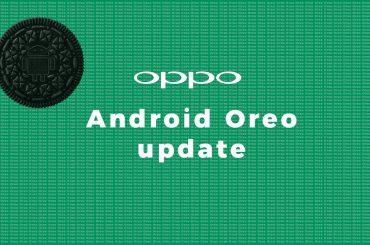 oppo Oreo update release