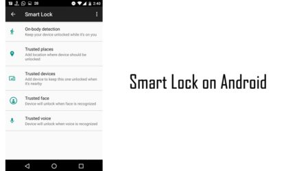 How to automatically unlock your Android phone using Smart Lock functions