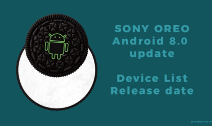 Sony Oreo update: Have you received Android 8.0 update?