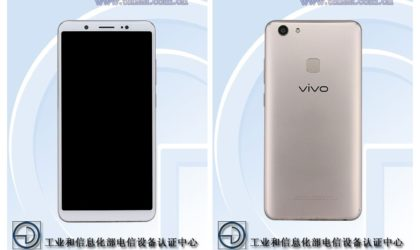 Vivo Y79 is actually a V7+ with slight less battery