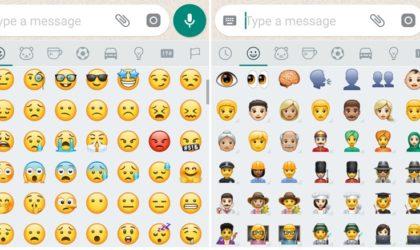 WhatsApp beta brings new Android Oreo 8.0 emojis