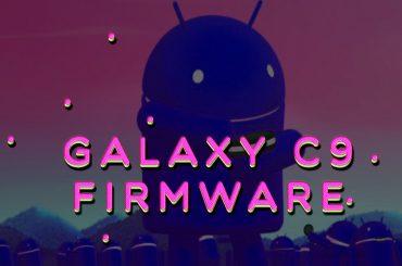Galaxy C9 firmware