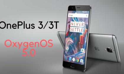 OnePlus 3/3T gets official Android 8.0 Oreo update as OxygenOS 5.0