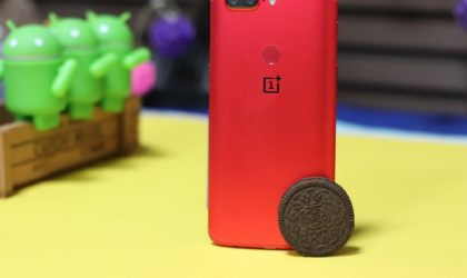 OnePlus 5 and 5T get April patch, bug fixes with OxygenOS 9.0.5 update
