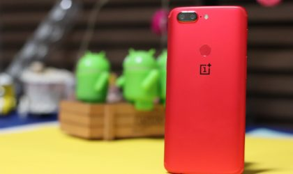 OxygenOS 5.1.7 update for OnePlus 5 and 5T fixes Bluetooth stability issue in v5.1.6