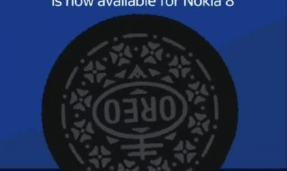 Android 8.0 Oreo update now available for Nokia 8
