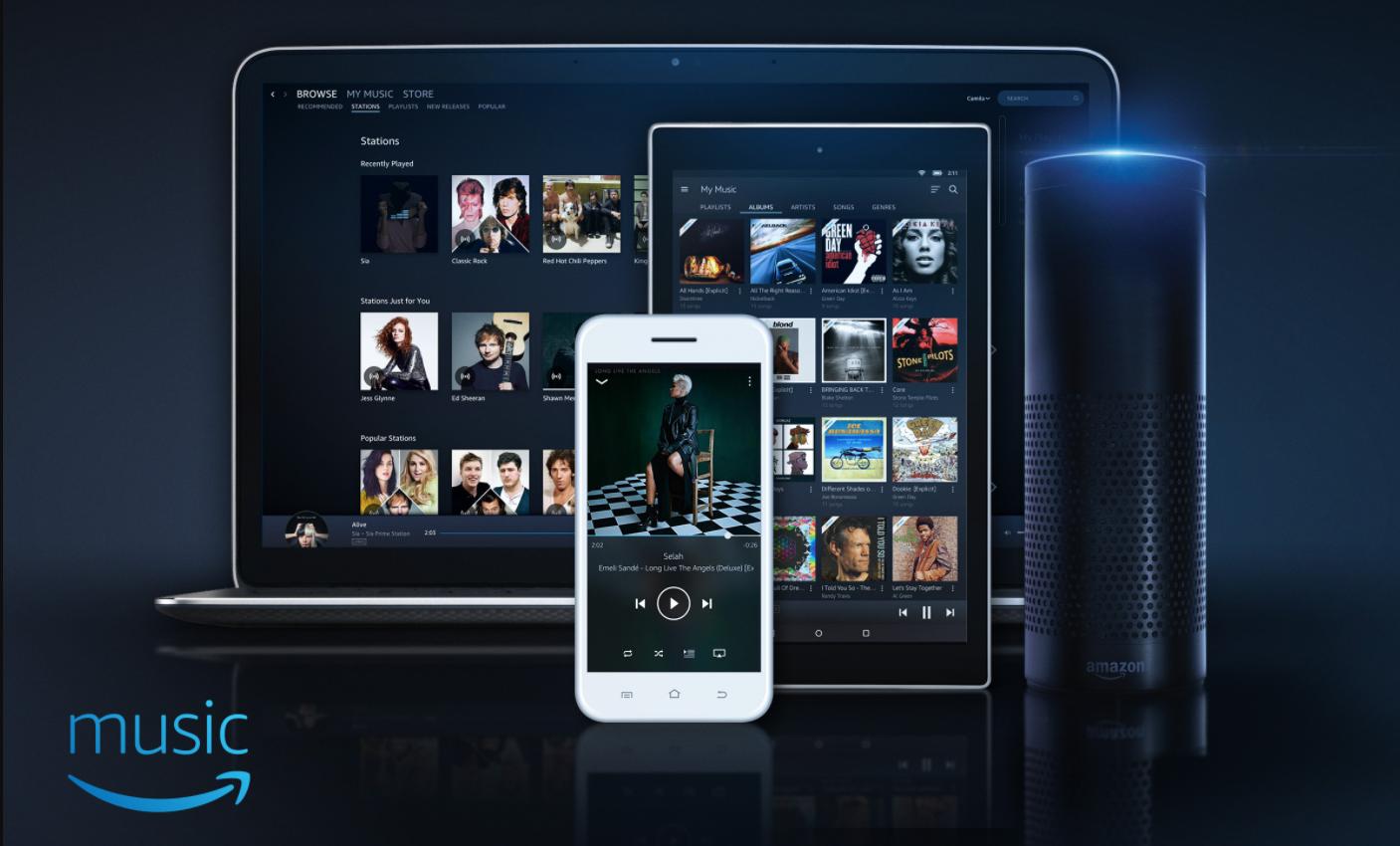 amazon music update