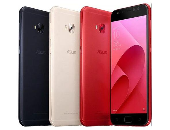 Asus ZenFone 4 Selfie receives an update with improved ...