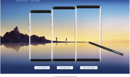[Black Friday Deal] Get $350 off on Galaxy Note 8, S8 and S8+ at Best Buy