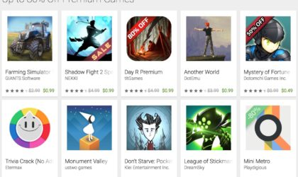 Black Friday Deal: Google Play offering huge discounts on apps, games, music, books, and movies