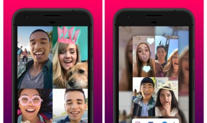 Download Facebook Bonfire APK, a new group video chat app