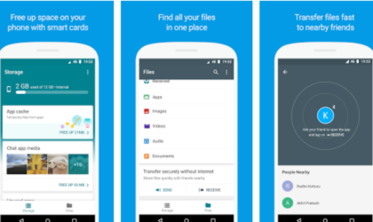 [APK] Files Go Beta app now available to download on Play Store