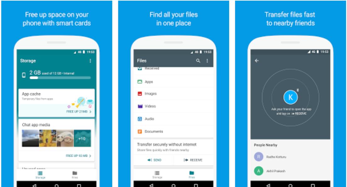 files go app beta