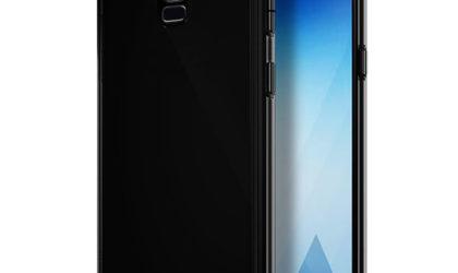 Galaxy A5 2018 Infinity display seen in case renders