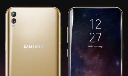 Galaxy S9 and S9+ will differ a lot more in specs than to your liking