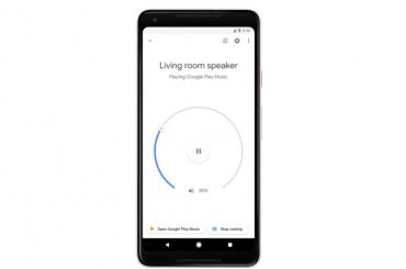 google home app update